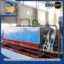 Hot sale full sealed activated carbon rotary carbonization kiln