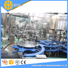 Automatic Drinking Pure Water Filling Packaging Machine for Small Plastic Bottles