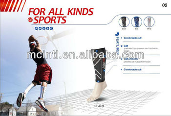 General Sport Compression Calf Support
