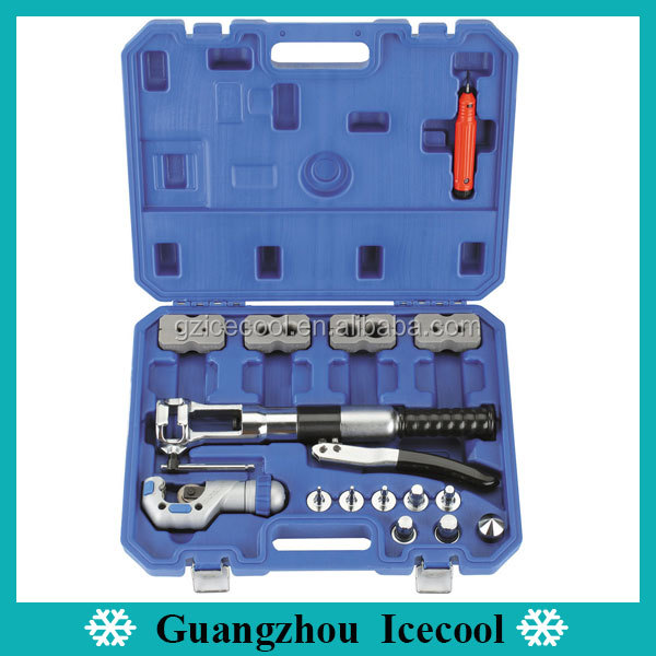 DSZH Heavy Hydraulic Expender Tool and Flaring Tool WK-400A-L use for copper tube
