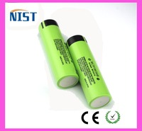 High Capacity 100% authentic 3400mAh NCR18650B 3.6V Li-ion Rechargeable Battery Made in Japan