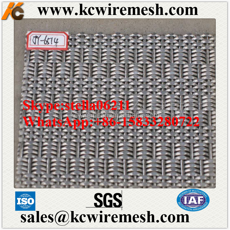 Factory!!!!! Kangchen elegant decorative mesh,artistic wire mesh,metal screen wall for curtain