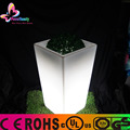New fashion led garden flower pots with color changing