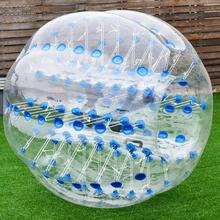 New sport pop up Inflatable PVC Bubble Bumper Balls Inflatable human Wearable ball For Kids Adults
