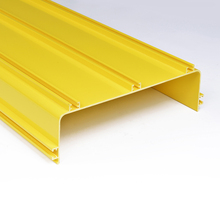 Flexible and Forceful PVC Material Optical Fiber Cable Tray
