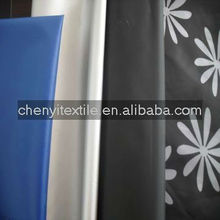 Factory price 210t polyester oxford fabric with pu coating