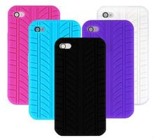Mobile phone silicon for apple iphone cases 4/4S,silicone cover skin case