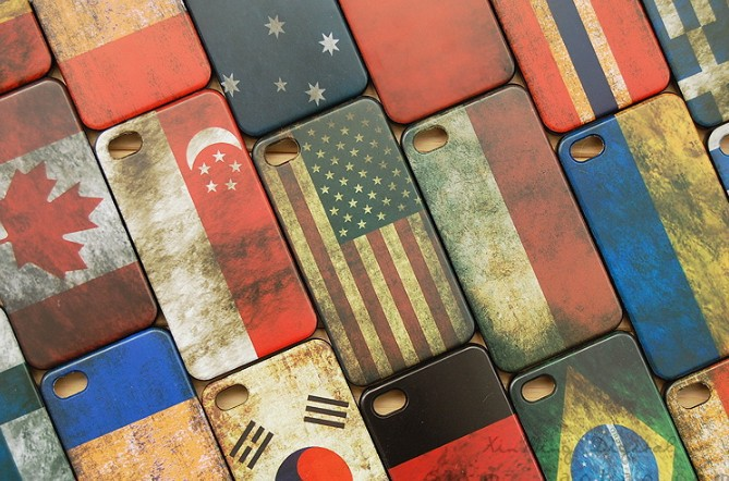 New arrival Nations Flags cover for apple iphone 5 case,Simpson case for apple iphone 5s/5C custom PC phone case cover