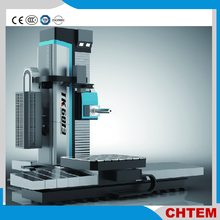 TK6816 Large Capacity CNC Machine of Metal Boring and Milling