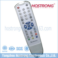 Precision satellite remote control used for STRONG