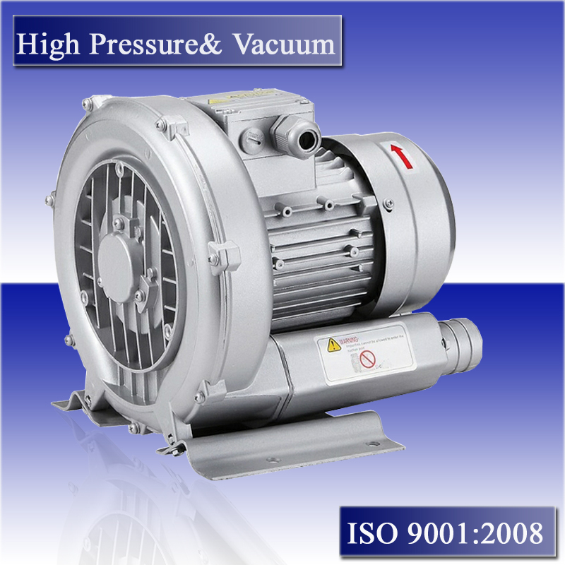 3.0 kw high pressure Plastic Vacuum Forming Machinery turbo blower