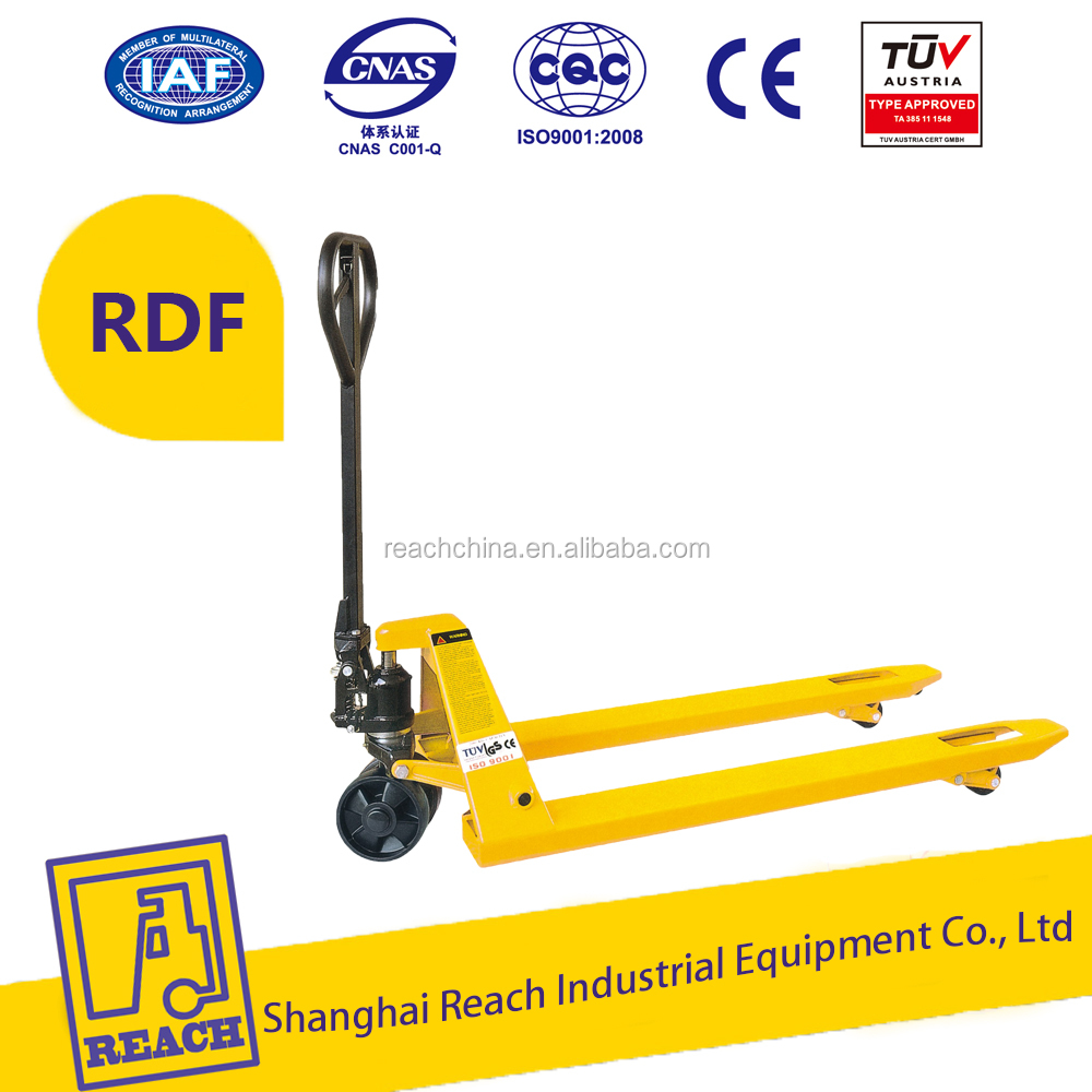 REACH 2.5 ton Smooth Operation 2.5t Hand Pallet Jack