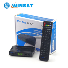 digital star sat satellite receiver freesat v7 mini with dvb-s2 satellite decoder