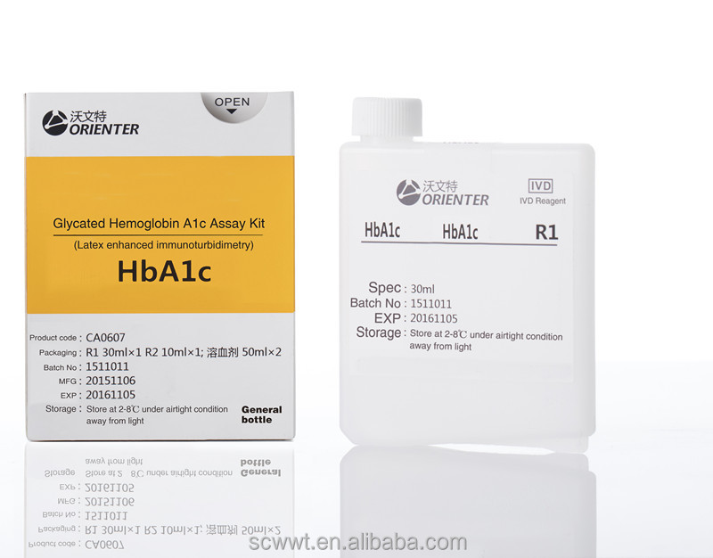 Glycated Hemoglobin A1c(HbA1c)Assay Kit