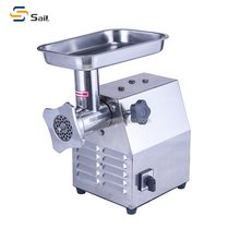 Industrial Fish Used Meat Grinder, Meat Mincing Machine
