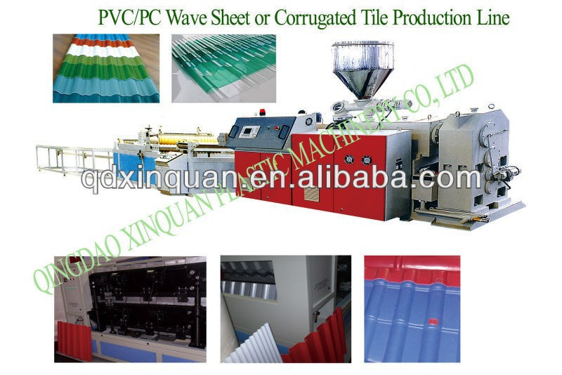 PVC crimp curved roofing sheet/roofing sheet bending machine
