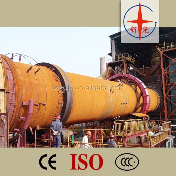 China Professional Manufacturer LECA Production Plant Rotary Kiln