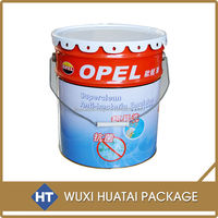 20L drum for paint/ coating/ink/ solvent and other chemicals, tinplate drum