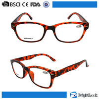 Latest fashion frame design high quality women bifocal sun reading eyeglasses spectacles frame