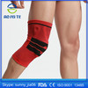 Spandex knitting thin Knee Compression long Sleeves