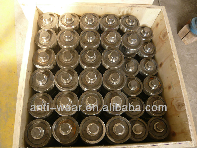 Heat resistant Mill cast iron Rollers