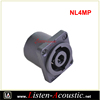 NL4MP 4 Pole Chassis Female Speakon Connector