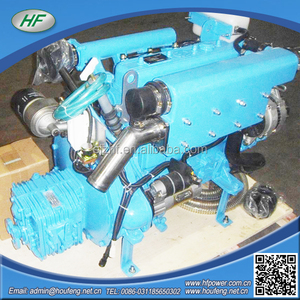 New style Low Cost Portable Diesel Outboard Marine Engine