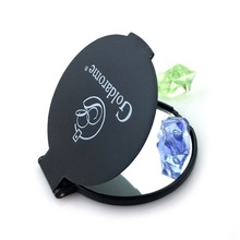 makeup & pocket mirror makeup pocket/plastic mirror/pocket mirror