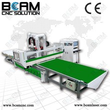 woodworking cnc machining center