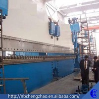 Advanced configuration hydraulic press brake machine price