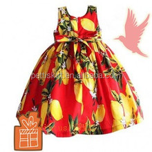 Fruits Unique Names Photos Vintage Dress Frock Design For Baby Girl