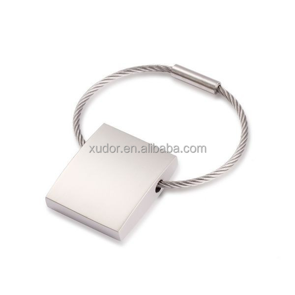 Metal Promotional Gift Keyring Wholesale