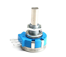 RVQ24YN03 21mm 30mm shaft 10k rotary potentiometer with switch