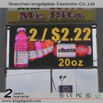 Outdoor P8 Full Color SMD 16x32 Pixels LED Display Suppliers