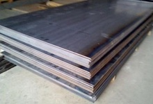 DNV A / B / D / E heat treated ship oceaneering structural plate