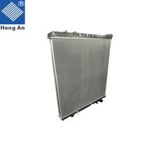 Aluminum Water Cooling Radiator For Mercedes Benz Actro Auto Truck Parts