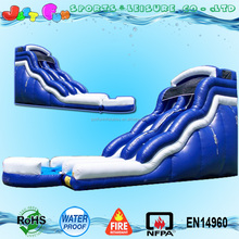 20ft big inflatables water pool slide prices for adult and kid