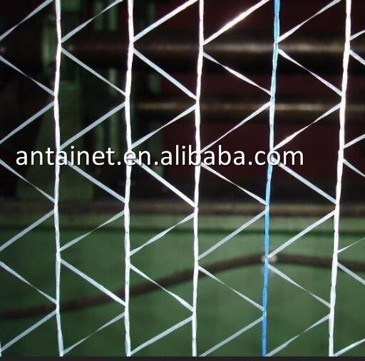 UV treated agriculture plastic bale netting