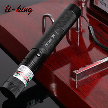 2016 High power burning laser pointer 30/ 50/ 100mw green laser 303 for Christmas Gifts
