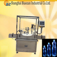 Automatic Automatic Grade and Bottles Packaging Type drinking pure water filling machine