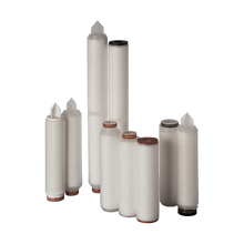 0.1um 10'' final filtration for bacteria removal in RO system filter cartridge