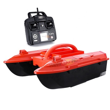 2019 new jabo 5cg rc electronic gps sonar fish finder fishing baitboat abs boat hull