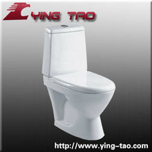 cheap contemporary furniture dual flush bathroom accessories washdown p-trap 2 piece toilet