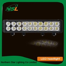 200W LED double row light row 20PCS * 10W CREEs chip for offroad auto parts