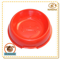 dog food container plastic pp collapsible bowl