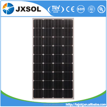 high efficiency cheap price 156*156 pv mono solar cell for 150w solar panel