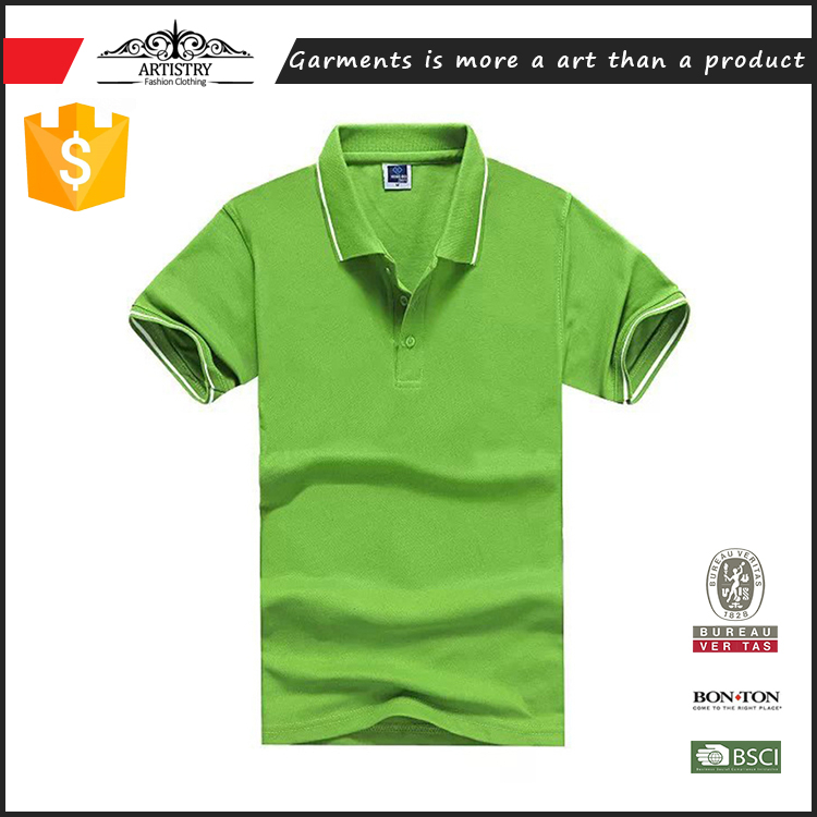 newest polo shirts from china best quality