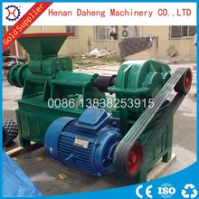 Most popular creative hot selling charcoal briquette machine process