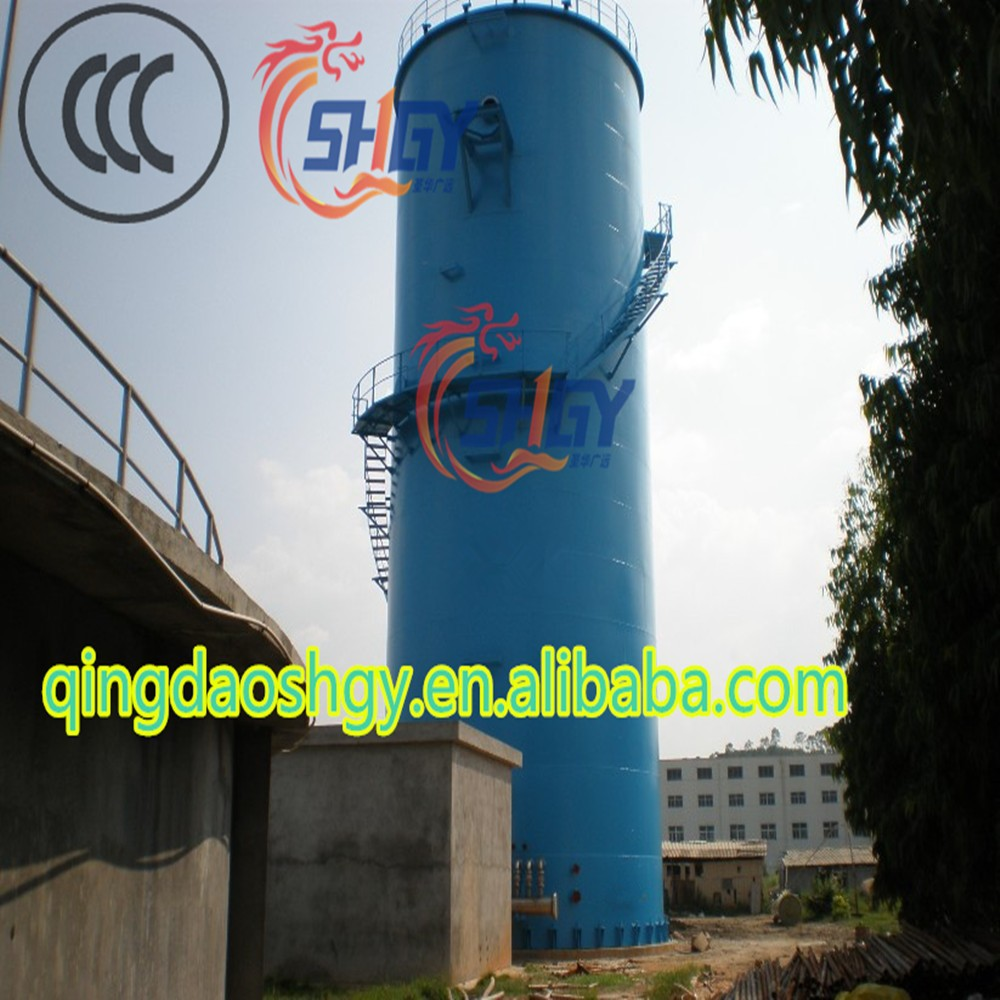 UASB Upflow Anaerobic Sludge Blanket Reactor / UASB Anaerobic reactor for Starch sewage treatment