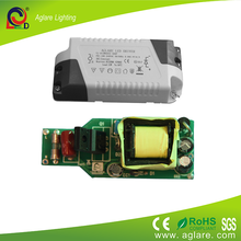 constant voltage dimmable led driver for 27v 9-12w